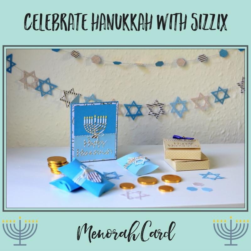 Celebrate Hanukkah with Sizzix! (3)