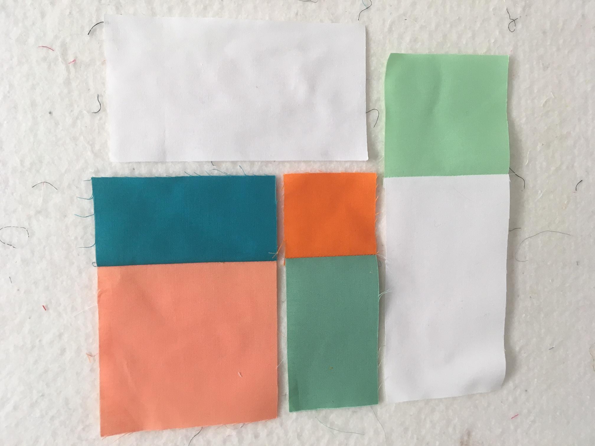Modern Block Quilt DIY