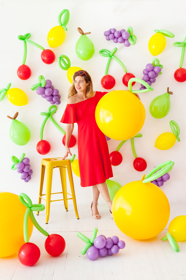 The Perfect Fruit-Themed Summer Party Ideas! / Sizzix Blog - The ...