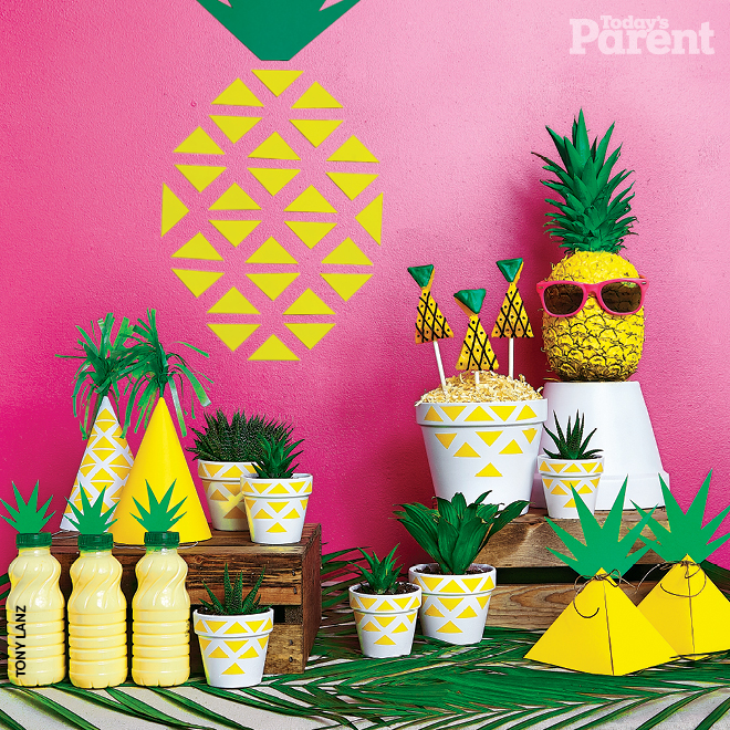 The Perfect Fruit Themed Summer Party Ideas Sizzix Blog The