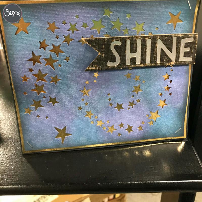 Sizzix Swirling Stars에 대한 이미지 검색결과
