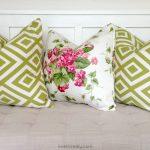 DIY pillows made with glue! (4)