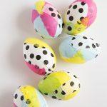 DIY-Tissue-Paper-Easter-Egg-1