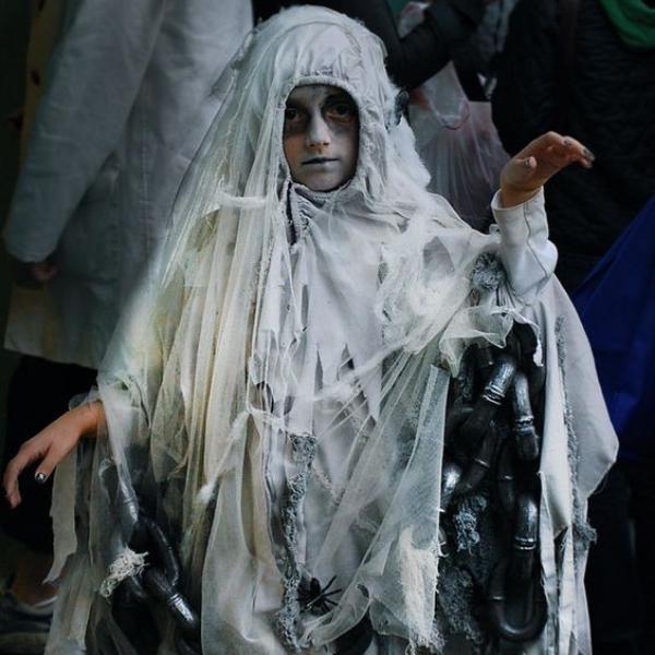Ghost Halloween Costume