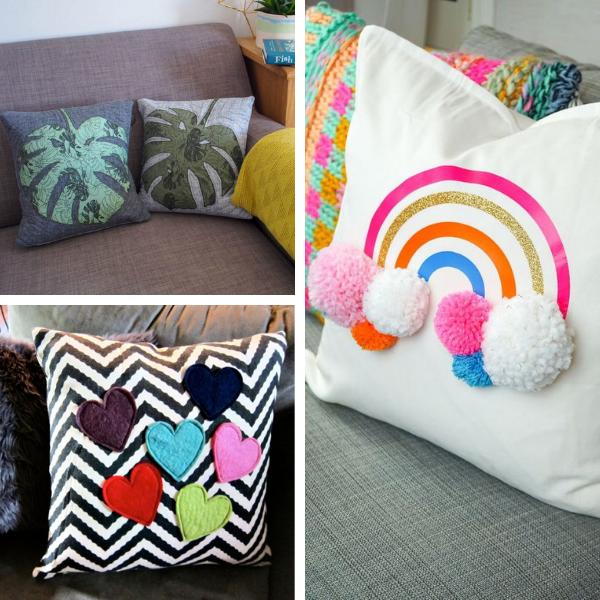 Dorm cushions