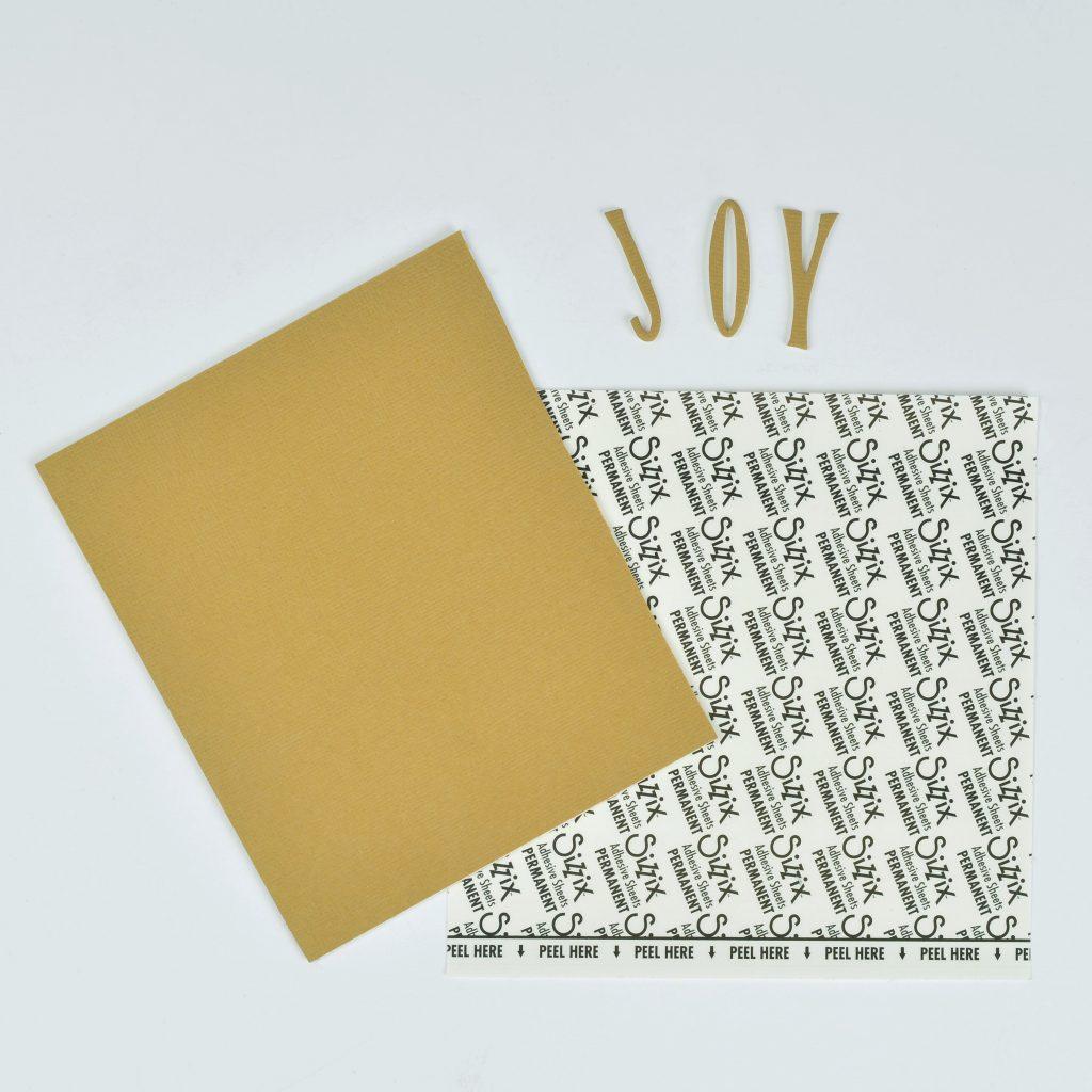 How To Make This Joyful Greeting Card