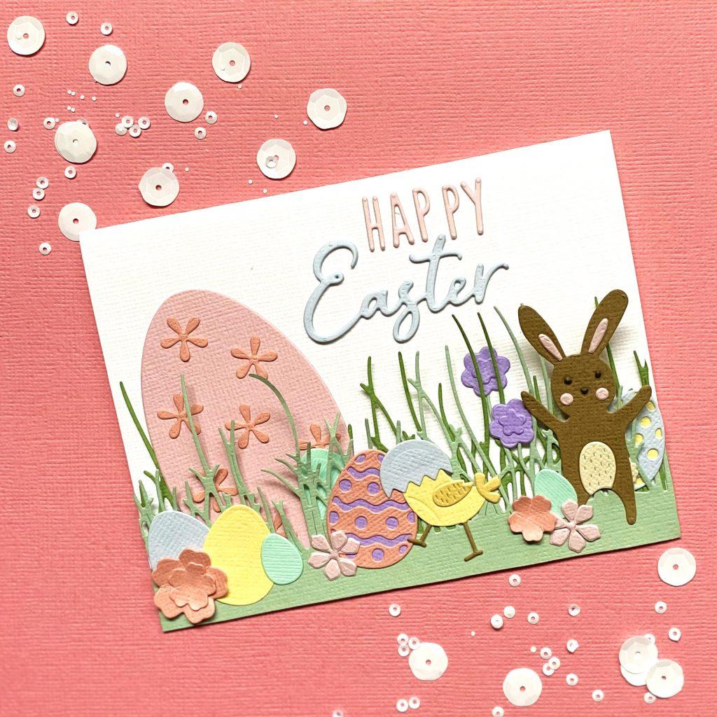 An Egg-tastic Easter Card Tutorial!